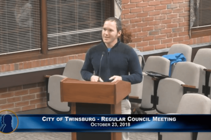 City of Twinsburg Council - October 23, 2018