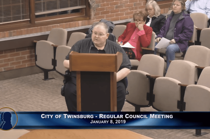 City of Twinsburg Council Meeting - January 8 2019