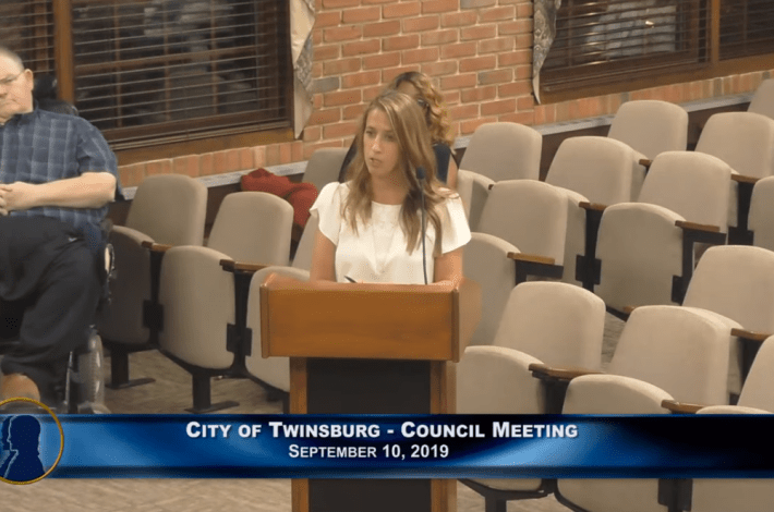 Twinsburg City Council Meeting - September 10, 2019