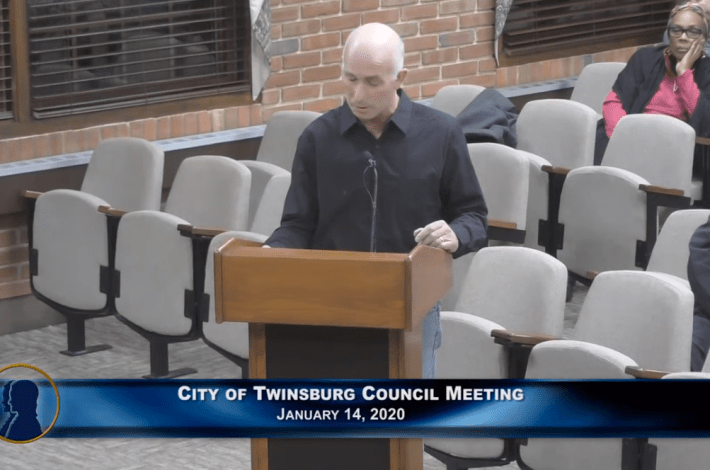 City of Twinsburg Council Meeting - January 14, 2020