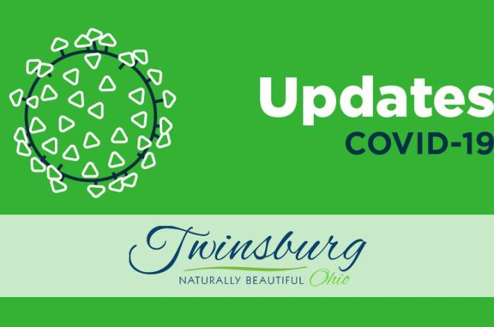 City of Twinsburg COVID-19 Updates