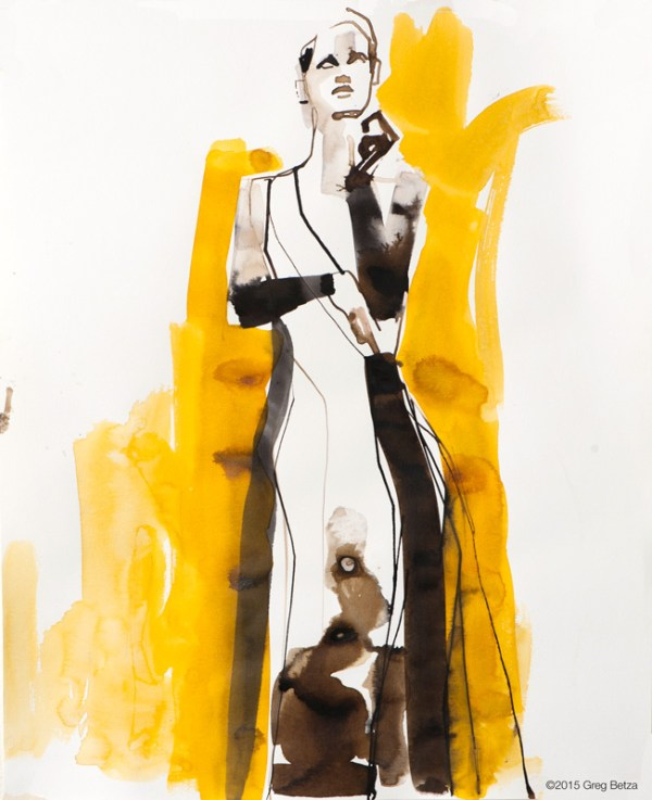 Greg Betza_Fashion Illustration