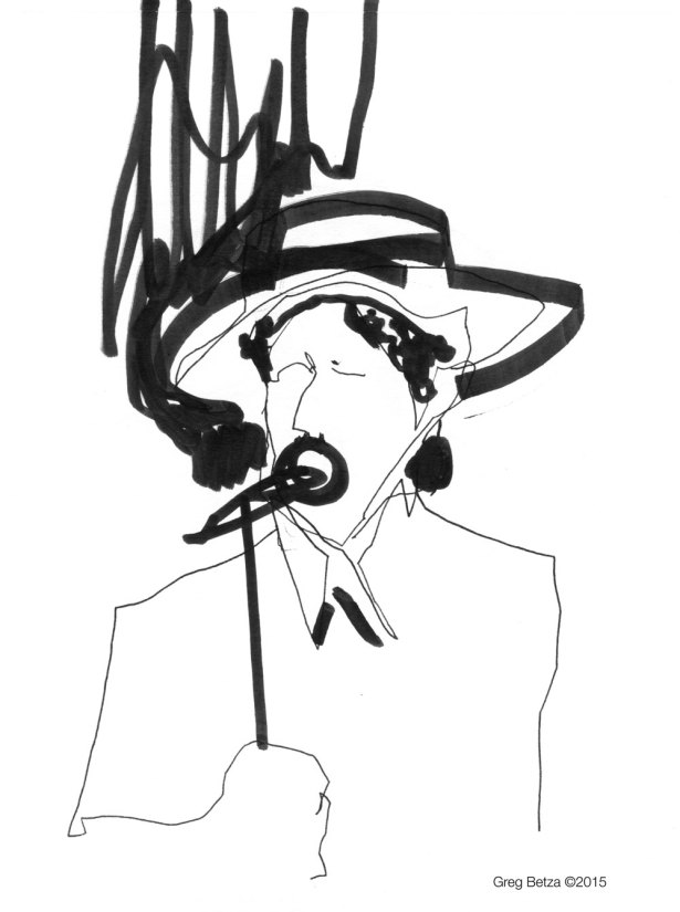 Bob Dylan Beacon Theatre reportage