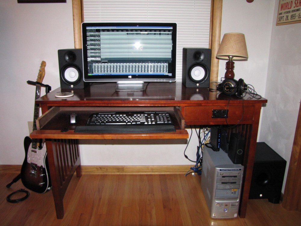medium resolution of home studio layout