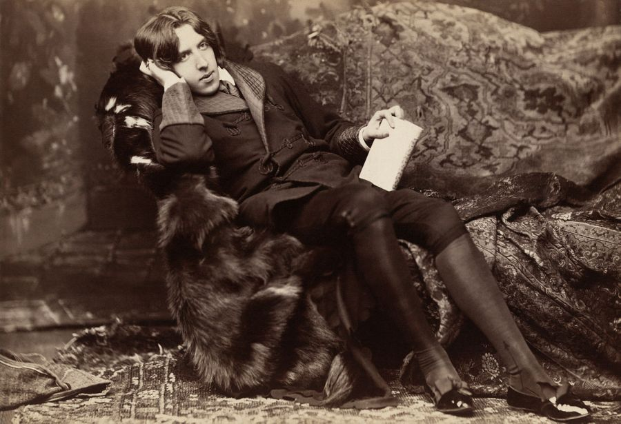 "Oscar Wilde - author of the quote ""What is a cynic? A man who knows the price of everything and the value of nothing."""