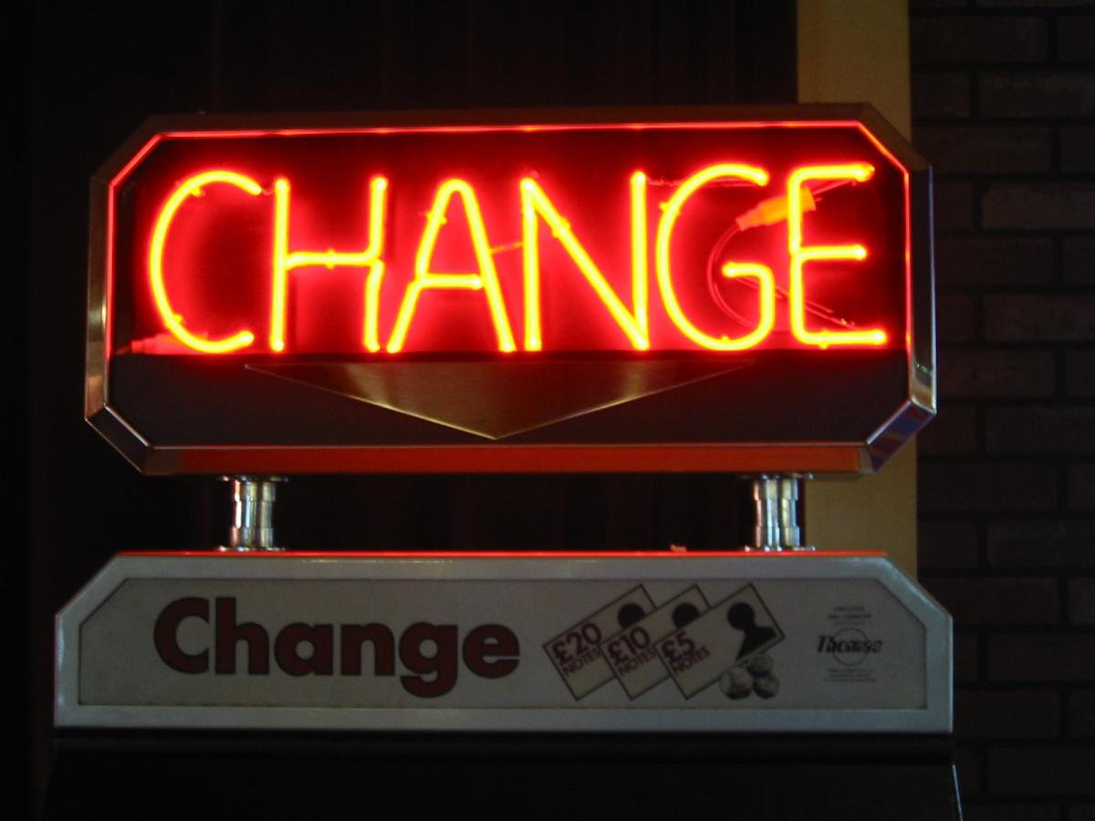 Change is the only constant in agile