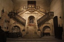 Golden Stairway - Cathedral of Burgos