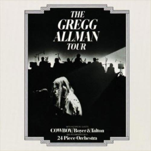 Gregg Allman Tour  Song List