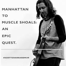 Scott Sharrard Muscle Shoals