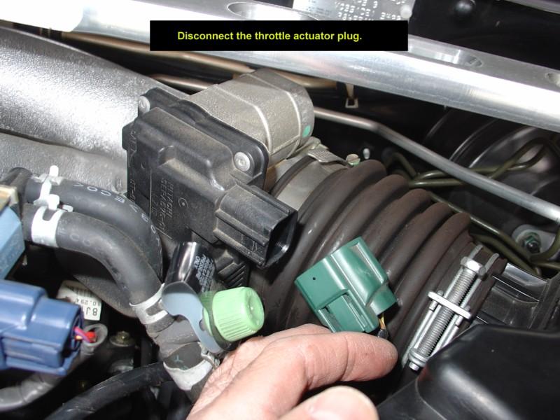 Throttle Control Actuator Nissan Maxima Additionally 2007 Nissan