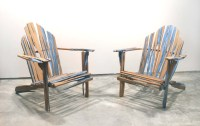 how to paint wood adirondack chair  woodguides