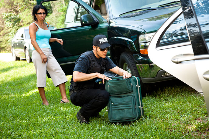 Know Your Rights To Prevent Illegal Search And Seizure In Utah