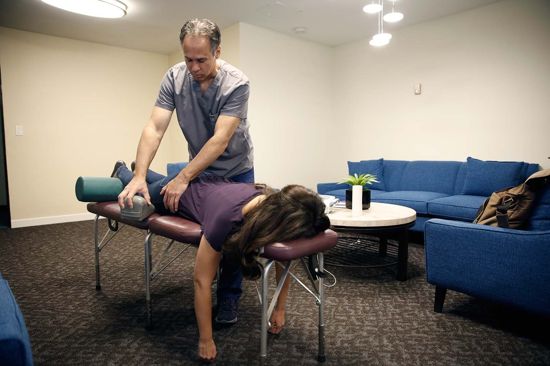 mobile chiropractor greg malakoff