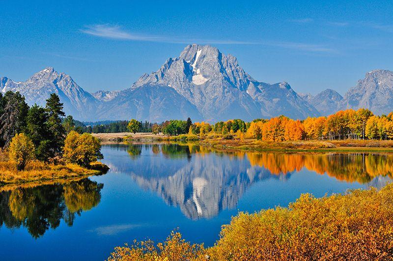 Fall Wallpaper Photos Microsoft Fine Art Nature Photography From Grand Teton National Park