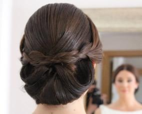 Peinado de novias en Peluquería Gregorio Porras en Córdoba