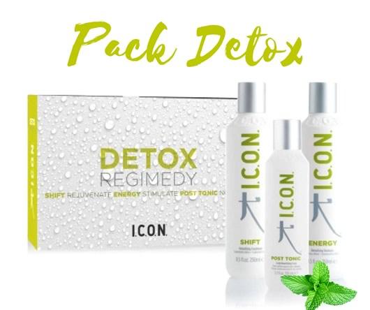 Terapia DETOX Regimedy de ICON
