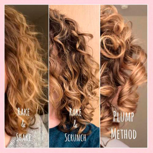 Técnicas estilo Curly Hair en peluquería de Córdoba Gregorio Porras