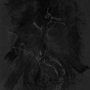 contemporary Cross drawing