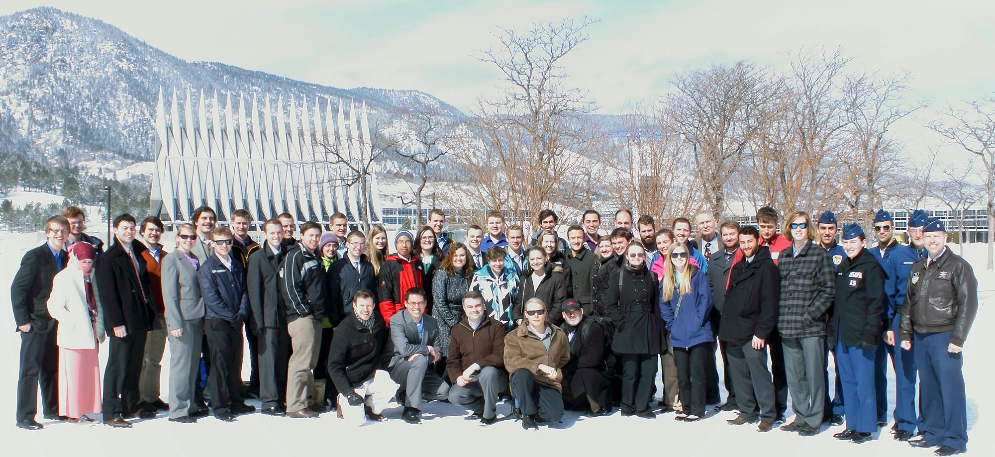 District 12 Conference, Colorado