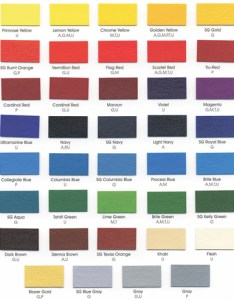 Union ink color chart also hobit fullring rh