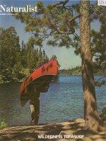Minnesota Naturalist magazine cover