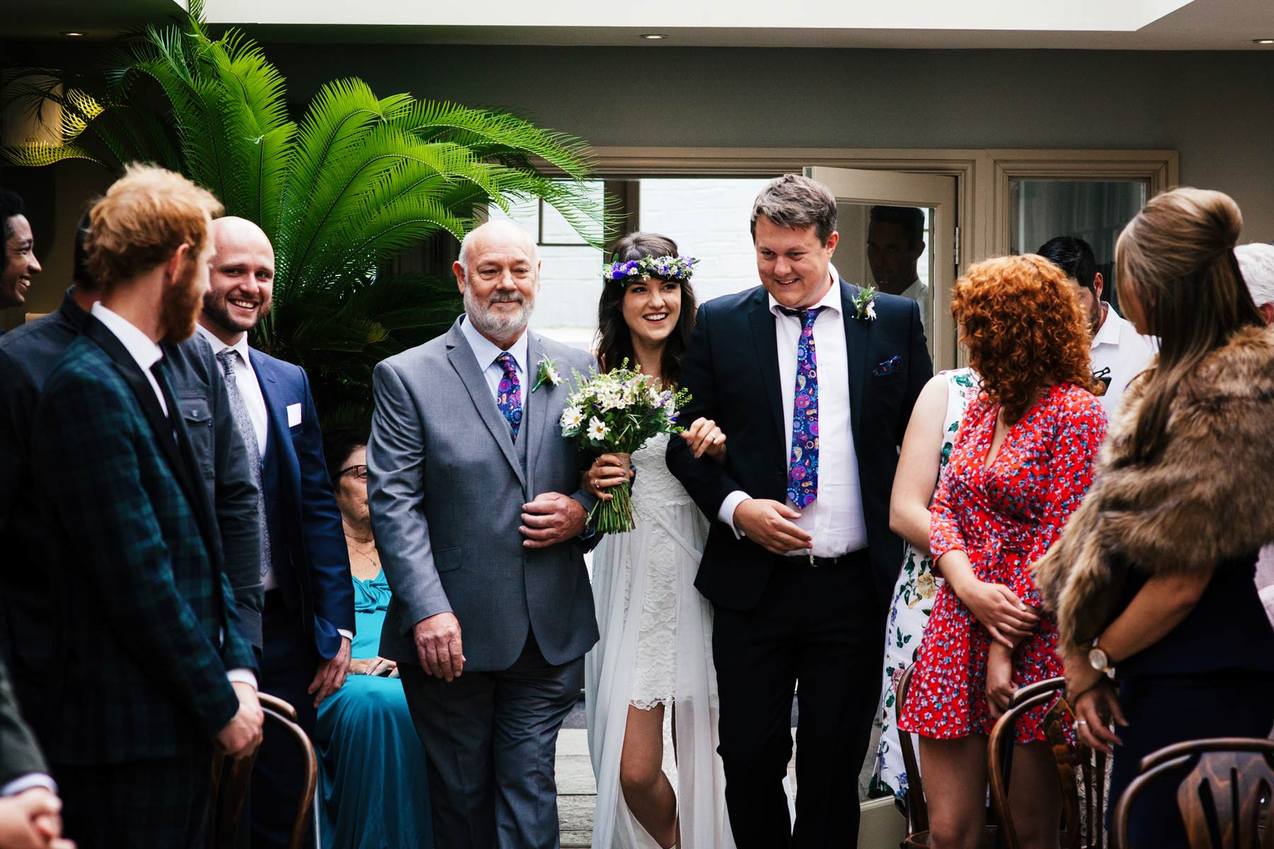 The George Inn Longbridge Deverill Wedding