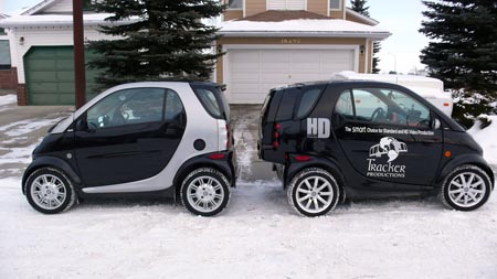 Calgary Herald Smart car utility factor by Greg Williams  Greg Williams