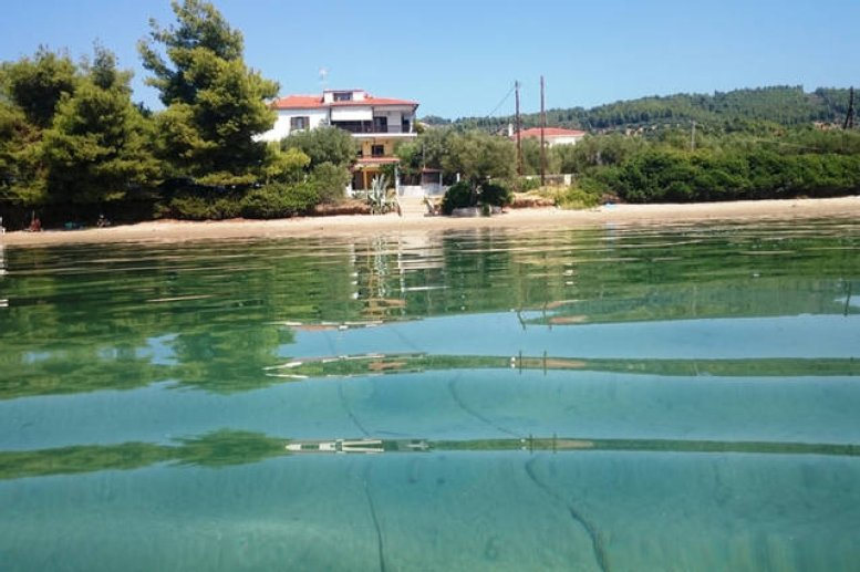 1 apartments Halkidiki