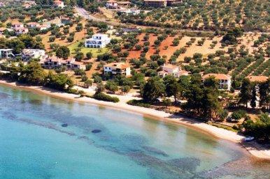 5 apartments Halkidiki rent