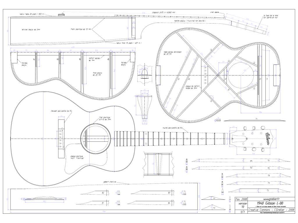 Guitares Grellier