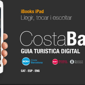 nova guia digital Costa Barcelona