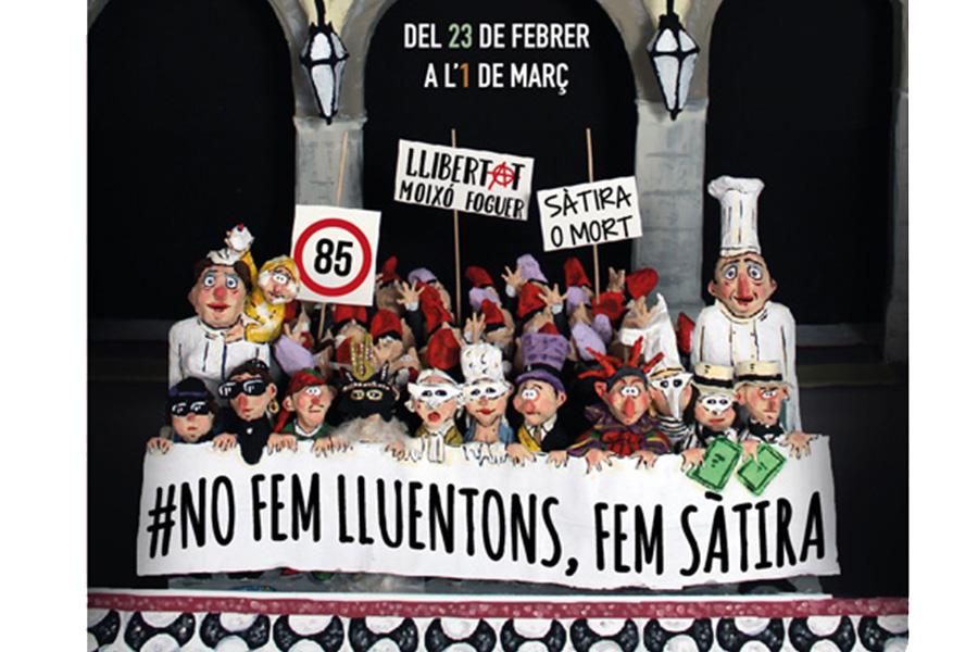Programa d'actes del Carnaval de Vilanova i la Geltrú