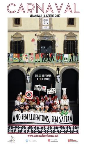 Ampliació horària per Carnaval de Vilanova 2017