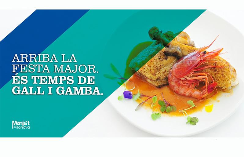 Arriba la Festa Major: és temps de Gall i Gamba