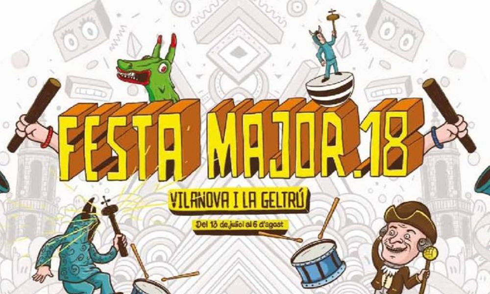 Festa Major de Vilanova i la Geltrú 2018