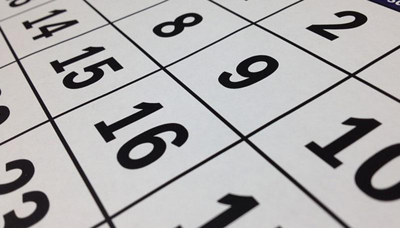 El Consell de Relacions Laborals aprova el calendari de festes laborals per a l'any 2019.
