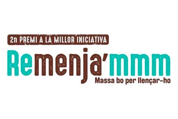 premis a la millor iniciativa REMENJA'MMM