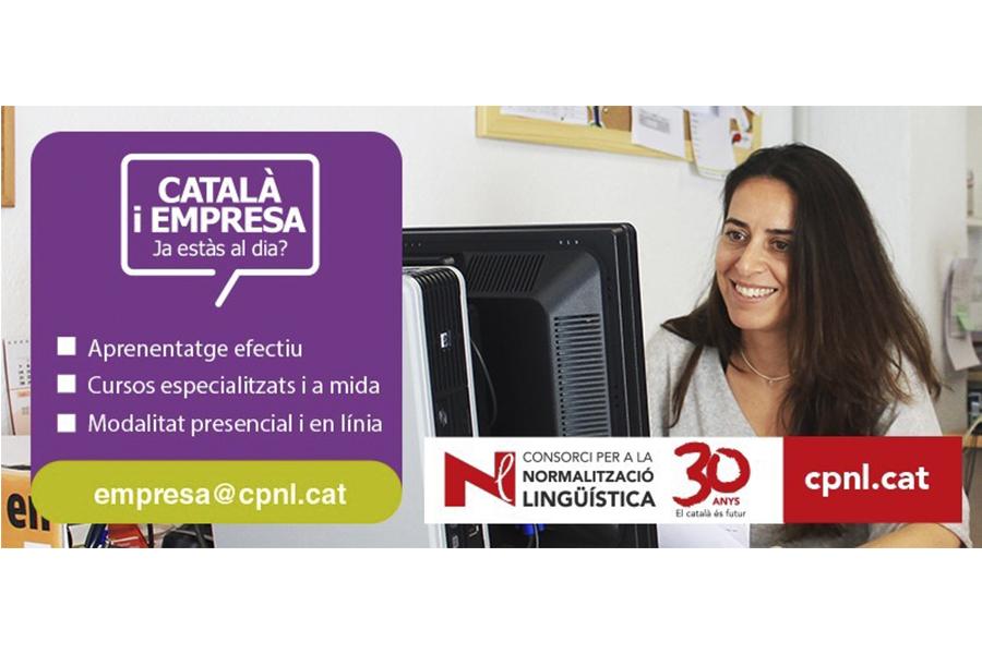 Català i empresa. Connecta't al català amb el CPNL!