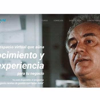 Ferran Adrià ajuda a reiniciar els negocis