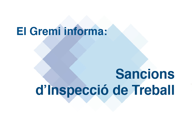 Sancions d'Inspecció de Treball