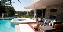 glenhaven pool and outdoor living of gremmo homes in day