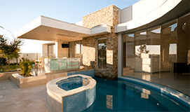 gremmo homes outdoor pool design
