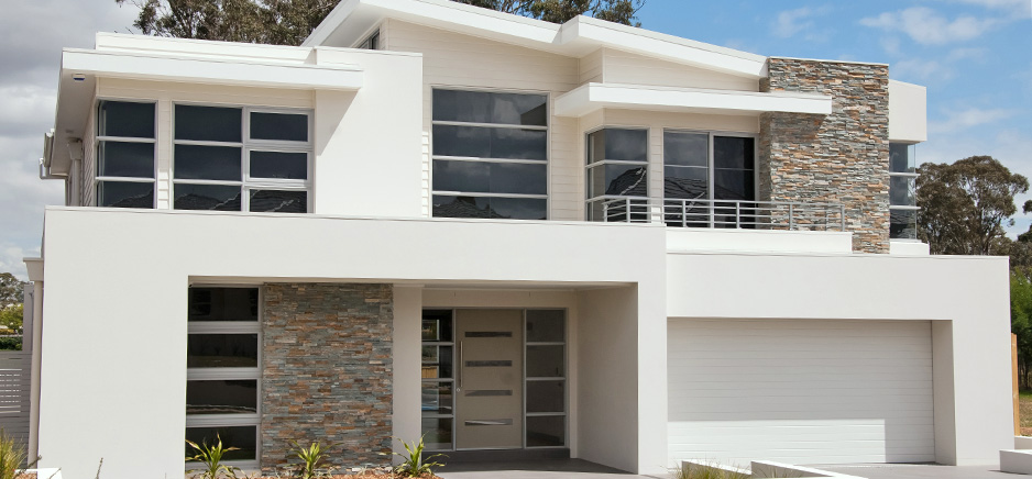 Front of Home Design