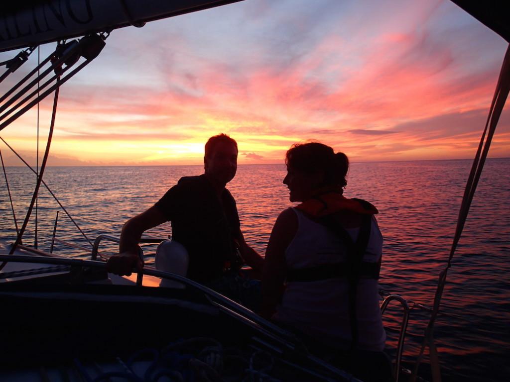 Night Sailing Crew In Grenada Grenada Bluewater Sailing