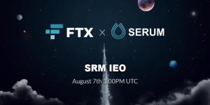 【定時報】DeFi 項目 Serum(SRM)上線 FTX,上線 5 分鐘最高漲幅達 1550%;NEAR Protocol 設定代幣總發售上限爲 1 億枚