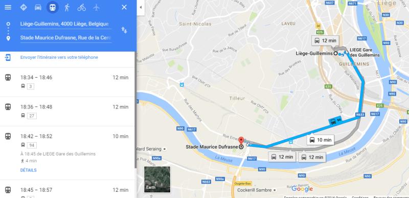 Don't trust Google Maps