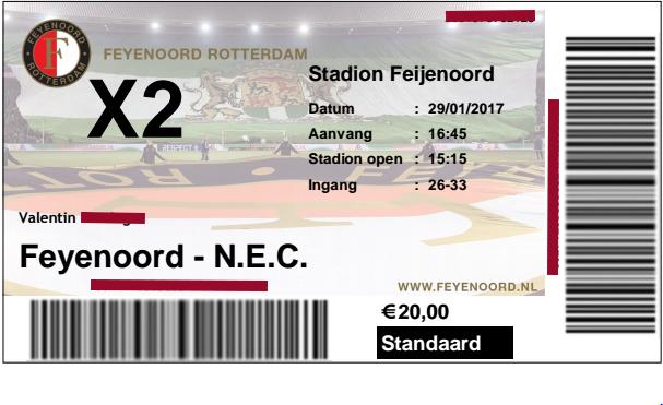 Pas piqué des hannetons part en vadrouille avec @FeyenoordFrance #Groundhopping