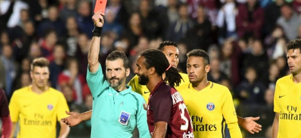 Metz – PSG, score fleuve pour la première de Rivière