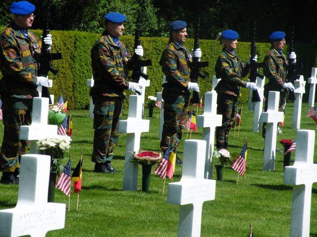 Memorial Day Waregem op zondag 28 mei 2017