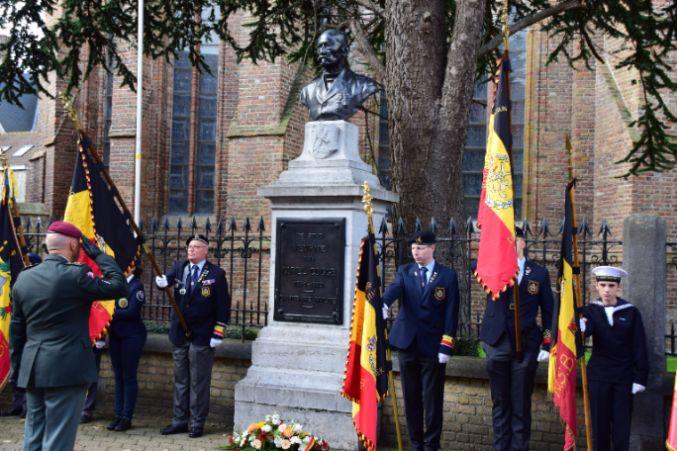 N.V.M.B.B. Westhoek herdenkt Karel Cogge